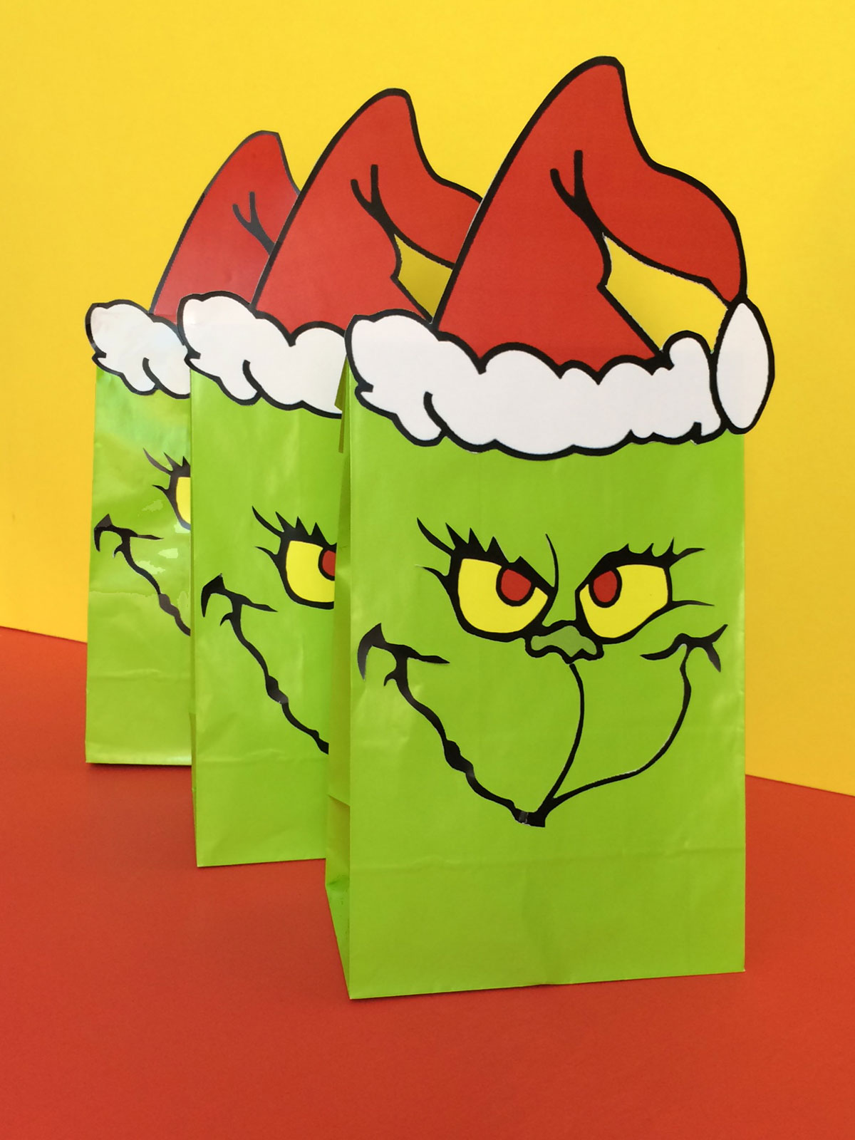 This is a photo of Gargantuan Printable Grinch Face
