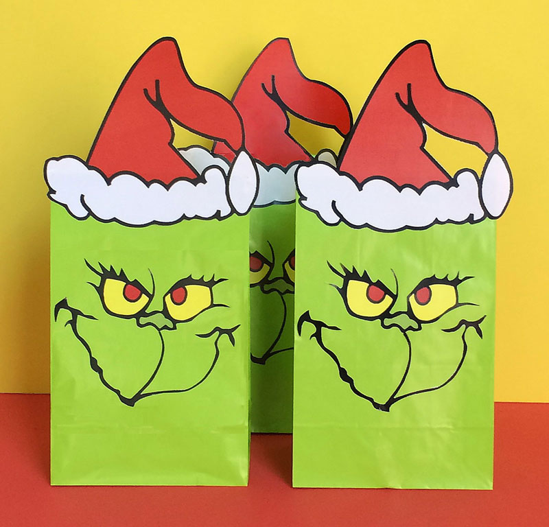 This is a photo of Unforgettable Printable Grinch Face
