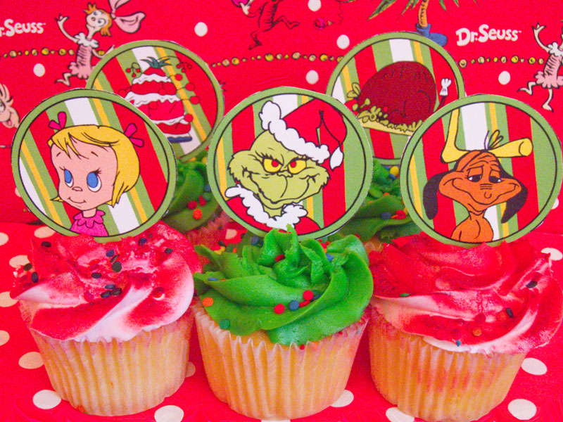 Grinch Christmas party...