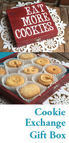 Cookie Gift Container