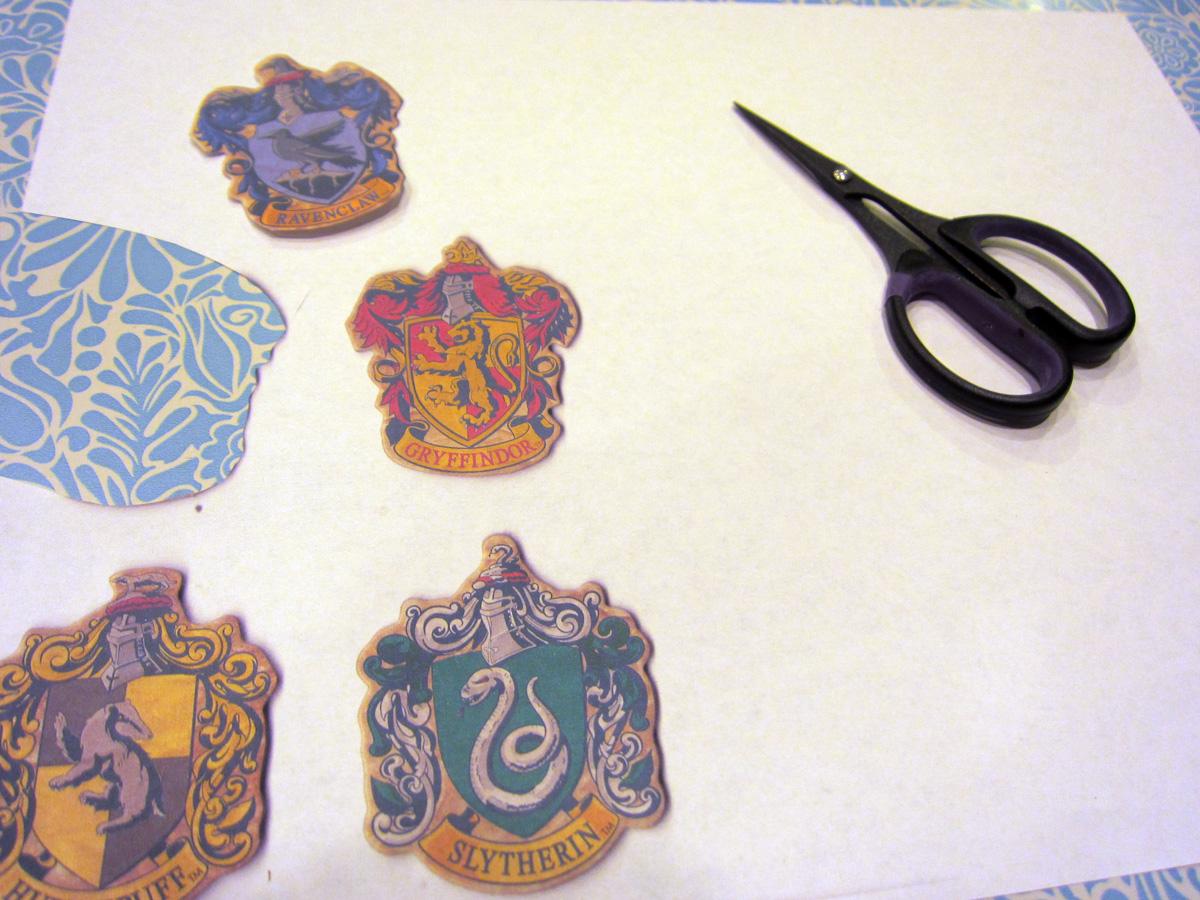 Harry potter christmas ornament - Harry Potter Christmas Ornaments