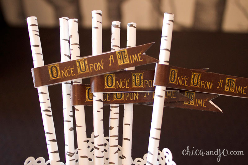 Once Upon A Time Party Decorations  from www.chicaandjo.com