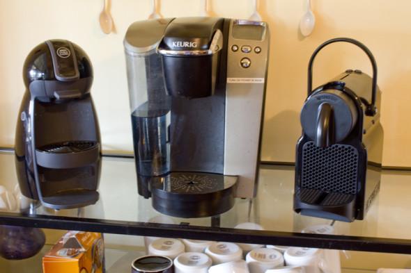 Single serve coffee maker comparison