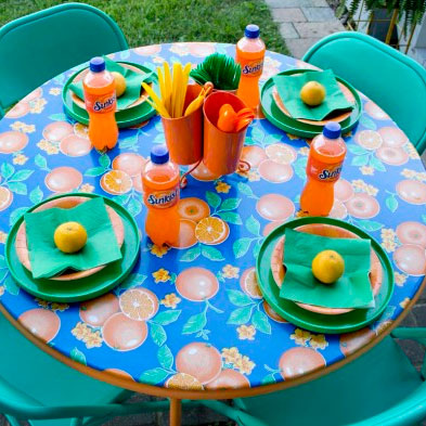 Tips for decorating an outdoor patio space