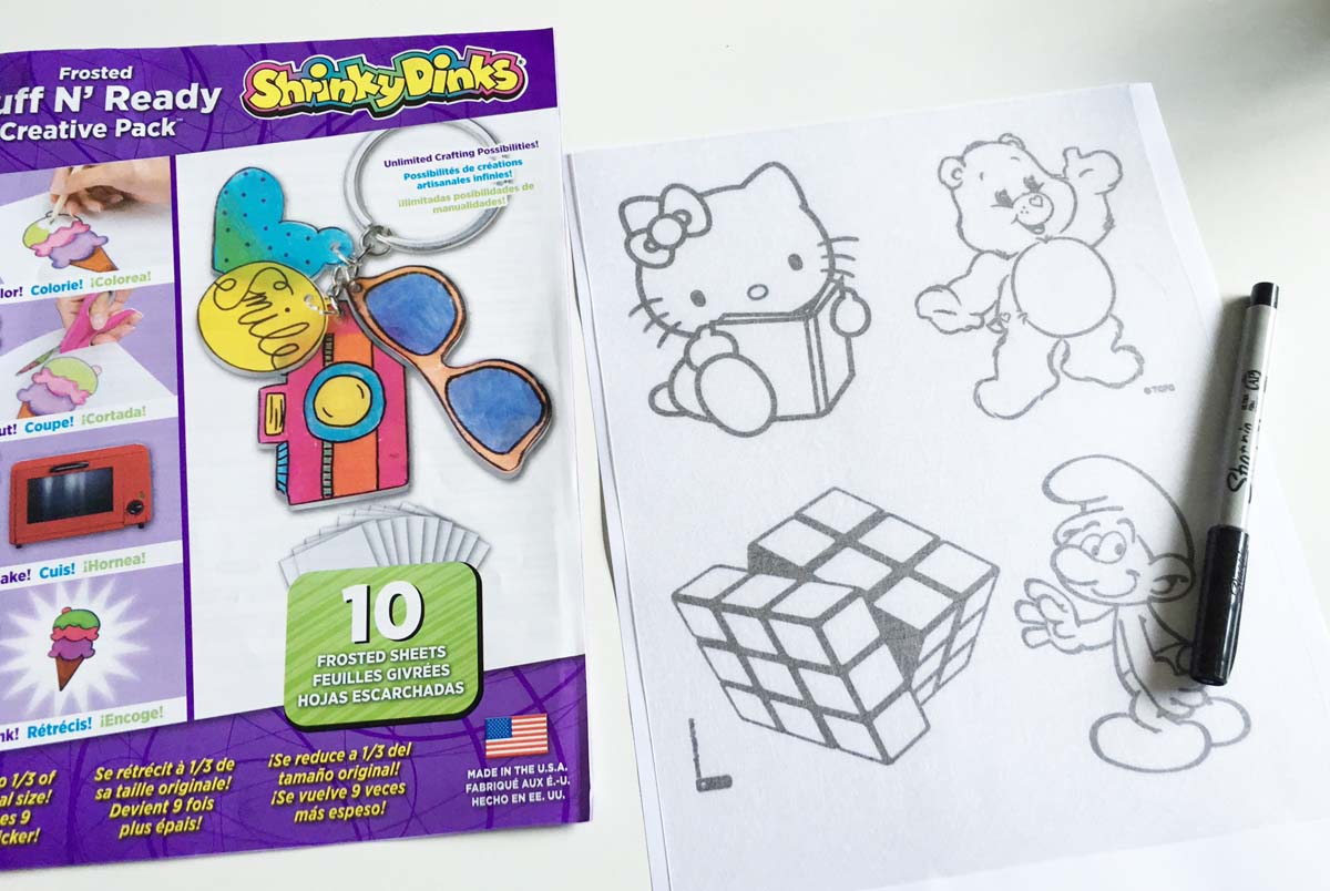 where to buy shrinky dink paper