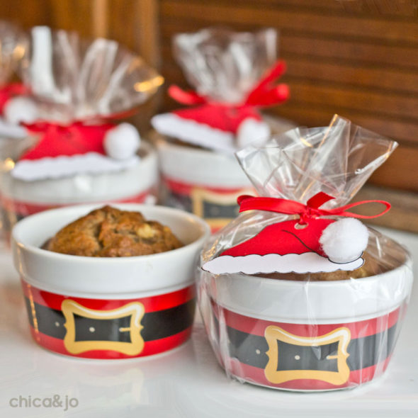 Baked Christmas Gifts: Christmas Baked Goods For Gifts Idea