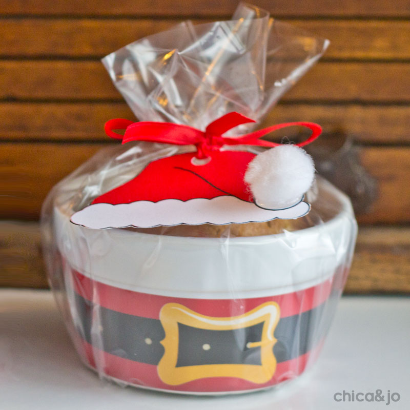 Christmas baked goods for gifts idea | Chica and Jo