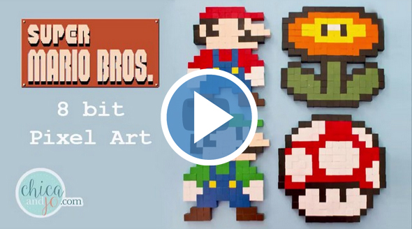 Super Mario Bros 3 Pixel Art Grid Gallery Of Arts And Crafts
