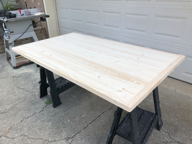 Building a custom kitchen banquette and table | Chica and Jo