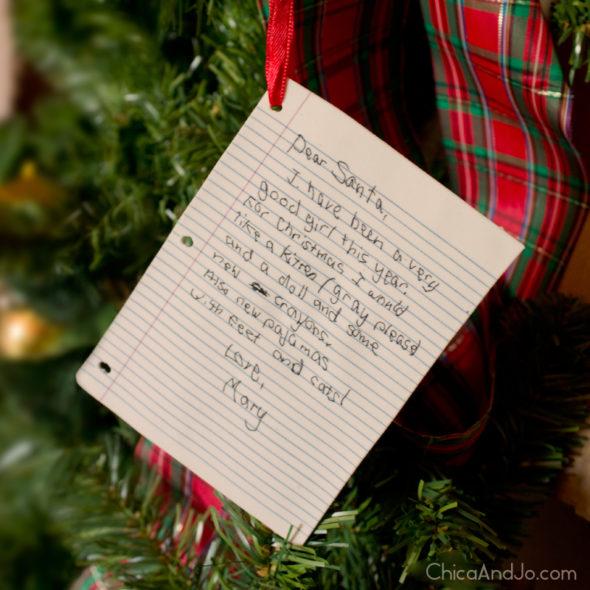 Shrinky Dinks Christmas Ornaments